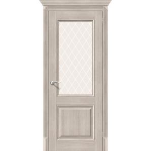 """Дверь межкомнатная """"Классико-33"""" Дуб Беленый"""