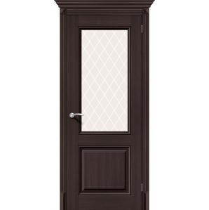 """Дверь межкомнатная """"Классико-33"""" Венге"""