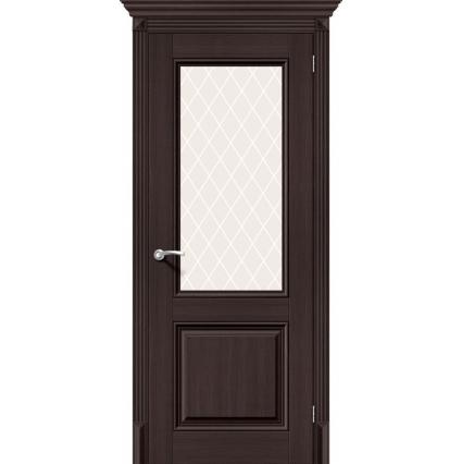 """Дверь межкомнатная """"Классико-32"""" Венге"""