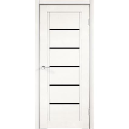 """Дверь межкомнатная """"NEXT 1"""", Эмалит Белый"""