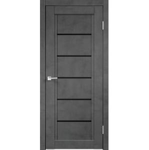 """Дверь межкомнатная """"NEXT 1"""", Бетон темный"""