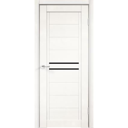 """Дверь межкомнатная """"NEXT 2"""", Эмалит Белый"""