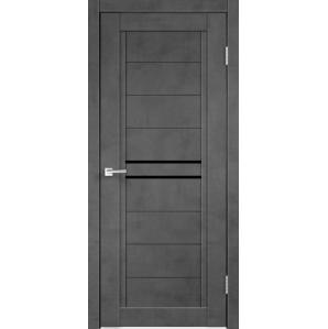 """Дверь межкомнатная """"NEXT 2"""", Бетон темный"""