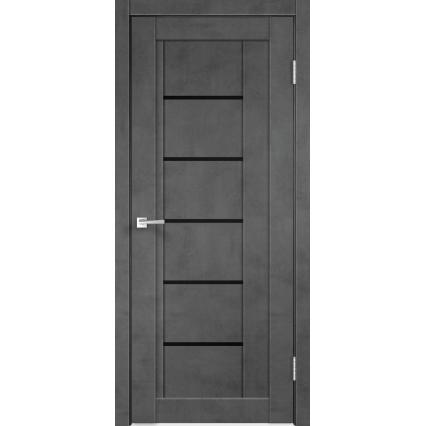 """Дверь межкомнатная """"NEXT 3"""", Бетон темный"""