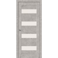 Дверь межкомнатная NEXT 23, Бетон Grey Art