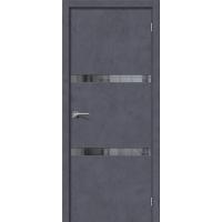 NEXT-Z (55AL)/ Graphite Art + замок WC (Алюминиевая кромка с 4-х сторон)
