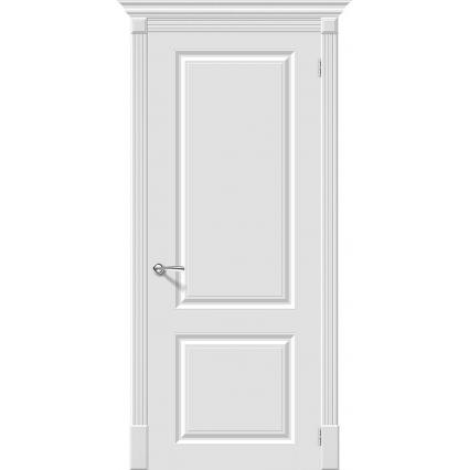 """Дверь межкомнатная """"Skinny 13"""" Белый"""