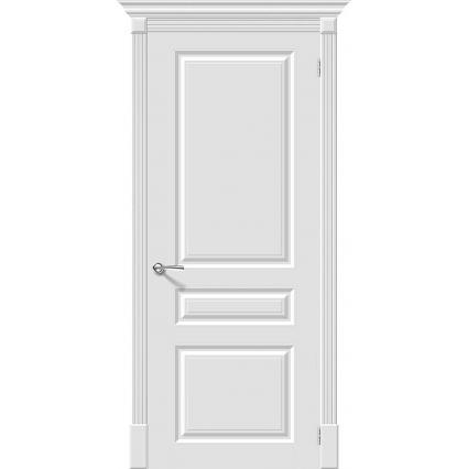"""Дверь межкомнатная """"Skinny 15.1"""" Белый"""