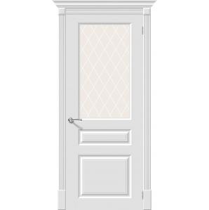"Дверь межкомнатная ""Эмаль 15.1"" Белый"