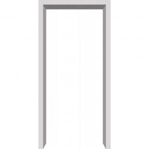 Арка-портал из МДФ (Белая)
