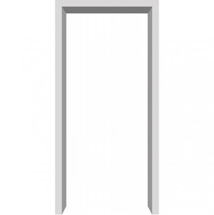 Арка-портал из МДФ (Венге)