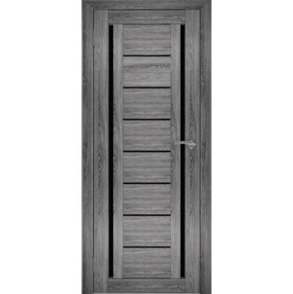 "Дверь межкомнатная ""Амати 06"" Дуб шале графит"