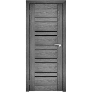 "Дверь межкомнатная ""Амати 25"" Дуб шале графит"