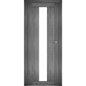 "Дверь межкомнатная ""Амати 05"" Дуб шале графит"