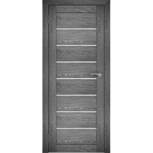"Дверь межкомнатная ""Амати 01"" Дуб шале графит"