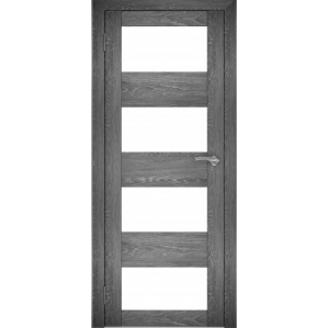 "Дверь межкомнатная ""Амати 02"" Дуб шале графит"