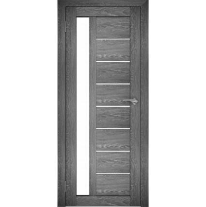 "Дверь межкомнатная ""Амати 04"" Дуб шале графит"