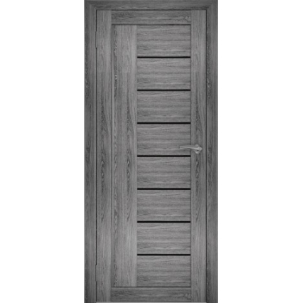"Дверь межкомнатная ""Амати 07"" Дуб шале графит"