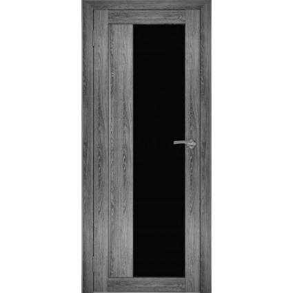 "Дверь межкомнатная ""Амати 09"" Дуб шале графит"