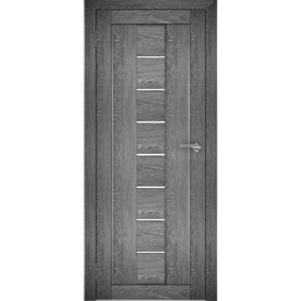 "Дверь межкомнатная ""Амати 10"" Дуб шале графит"