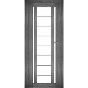 "Дверь межкомнатная ""Амати 11"" Дуб шале графит"