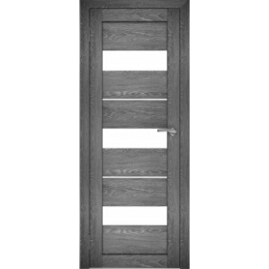 "Дверь межкомнатная ""Амати 12"" Дуб шале графит"