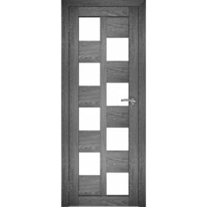 "Дверь межкомнатная ""Амати 13"" Дуб шале графит"