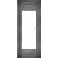 "Дверь межкомнатная ""Амати 14"" Дуб шале графит"