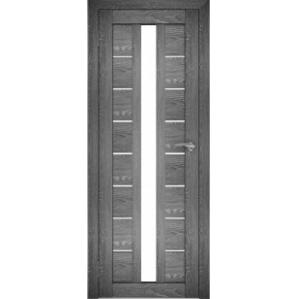 "Дверь межкомнатная ""Амати 17"" Дуб шале графит"