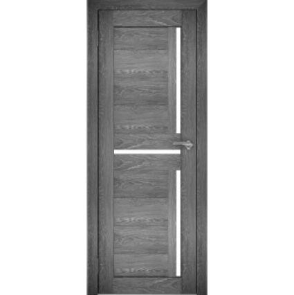 "Дверь межкомнатная ""Амати 18"" Дуб шале графит"