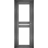"Дверь межкомнатная ""Амати 19"" Дуб шале графит"