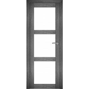 "Дверь межкомнатная ""Амати 20"" Дуб шале графит"