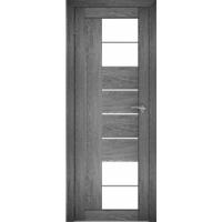 "Дверь межкомнатная ""Амати 21"" Дуб шале графит"
