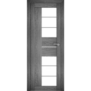"Дверь межкомнатная ""Амати 22"" Дуб шале графит"