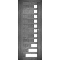 "Дверь межкомнатная ""Амати 24"" Дуб шале графит"