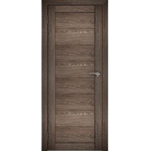 """Дверь межкомнатная """"Амати 00"""" Дуб шале корица"""