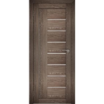 """Дверь межкомнатная """"Амати 07"""" Дуб шале корица"""