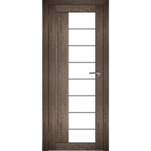 """Дверь межкомнатная """"Амати 09"""" Дуб шале корица"""