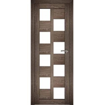 """Дверь межкомнатная """"Амати 13"""" Дуб шале корица"""