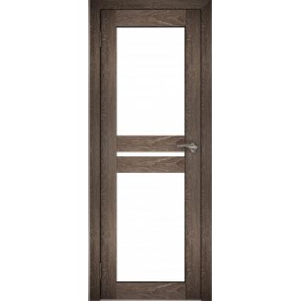 """Дверь межкомнатная """"Амати 19"""" Дуб шале корица"""