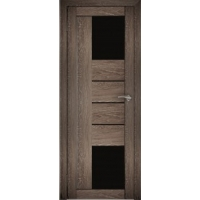 """Дверь межкомнатная """"Амати 21"""" Дуб шале корица"""