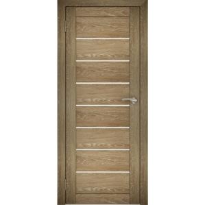 """Дверь межкомнатная """"Амати 01"""" Дуб шале натуральный"""