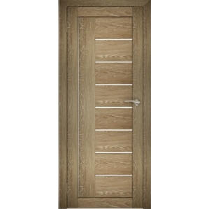 """Дверь межкомнатная """"Амати 07"""" Дуб шале натуральный"""
