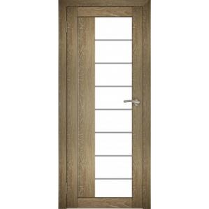 """Дверь межкомнатная """"Амати 09"""" Дуб шале натуральный"""