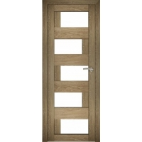 """Дверь межкомнатная """"Амати 23"""" Дуб шале натуральный"""
