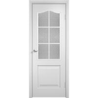 """Дверь межкомнатная """"Классик"""" Белый ПО"""