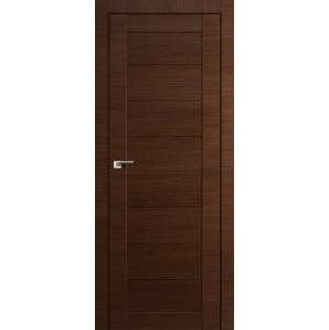 """Дверь межкомнатная """"Амати 00"""" Орех Темный"""