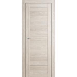 """Дверь межкомнатная """"Амати 00"""" Дуб Беленый"""