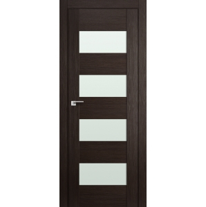 """Дверь межкомнатная """"Стелла 02"""" Венге"""