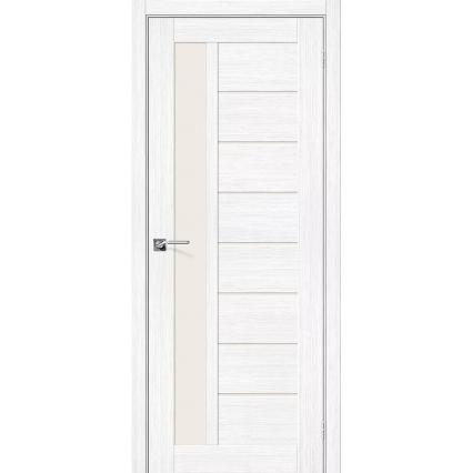 """Дверь межкомнатная """"Порта 04"""" Snow"""